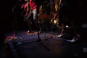 Sesión de fotos de TRISEXUALBAND en la Sala ENDANZA. Sevilla (España). #Concierto / #live / #berth99 / #TRISEXUALBAND