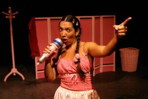 Sesión de fotos de la obra de Teatro C'EST LA VIE de bricAbrac Teatro. Sevilla (España). 2005 #Teatro / #bricAbracTeatro / #berth99 / #CESTLAVIE