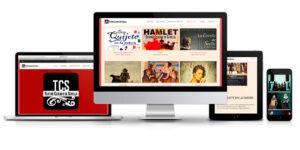 WEB – TEATRO CLÁSICO DE SEVILLA Diseño y programación de la nueva web de la compañía Teatro Clásico de Sevilla. #web / #HTML5 / #CSS / #Diseño / #programación / #berth99 / #TeatroClásicodeSevilla