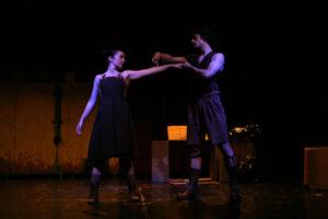 Sesión de fotos de la obra de Teatro MUNDO POUBELLE de bricAbrac Teatro. Sevilla (España). 2008 #Teatro / #bricAbracTeatro / #berth99 / #MUNDOPOUBELLE