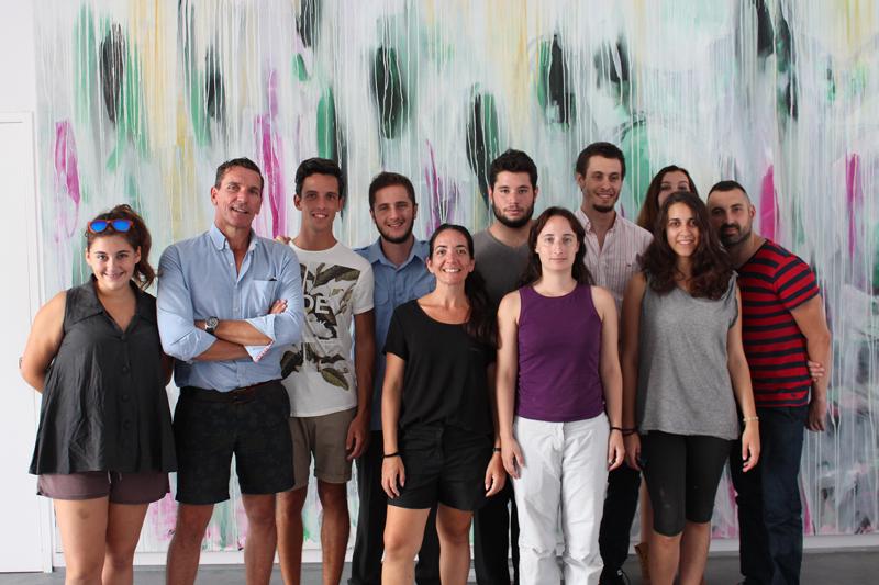 RUEDA DE PRENSA DE PERSONNE Sesión de fotos de la Rueda de prensa de PERSONNE en el Museo Jorge Rando de Málaga (España). 26 agosto 2015 #Apasionaria #ElenaBolaños #PERSONNE #MuseoJorgeRando #Málaga #RuedadePrensa